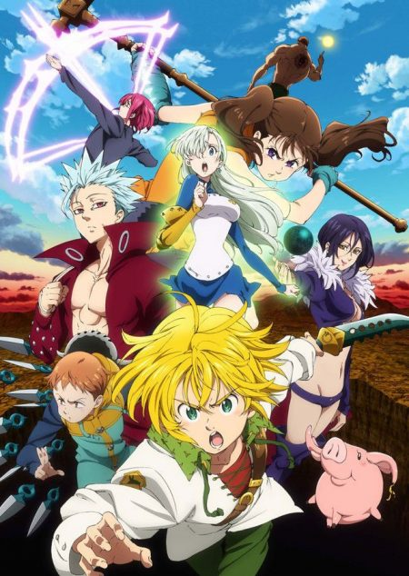 640X902 Photo Seven Deadly Sins Manga en 4K pour PC Free Download ID : 592153050990203313