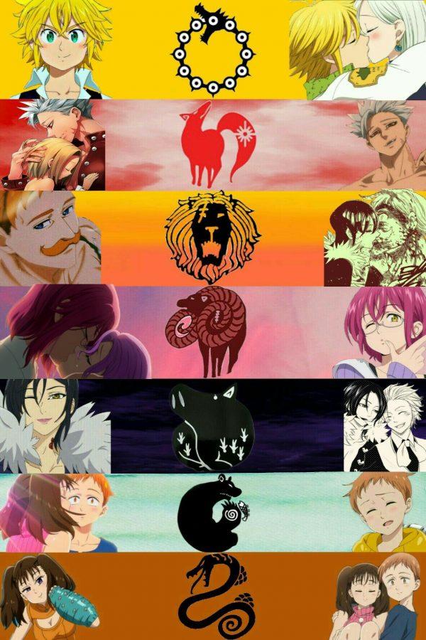 1182X1773 Image Seven Deadly Sins Anime en Ultra HD pour PC 100% Gratuit ID : 677158493958233482