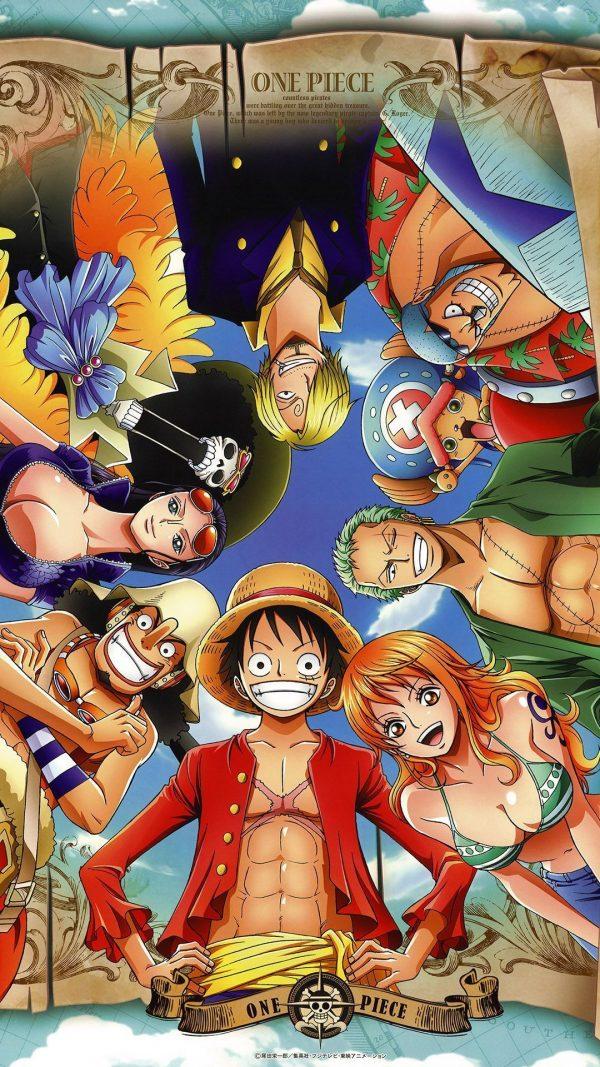 1080X1920 Arrière Plan One Piece Poster Manga en 8K pour Phone 100% Gratuit ID : 825003225474870741