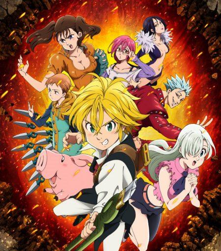 901X1024 Wallpaper Seven Deadly Sins Anime en HD pour Mobile Free Download ID : 674062269214648667