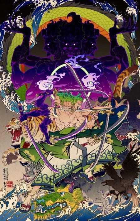 1300X2048 Arrière Plan One Piece Dessin Animé en 4K pour Ordinateur à Télécharger Gratuitement ID : 370843350567351412