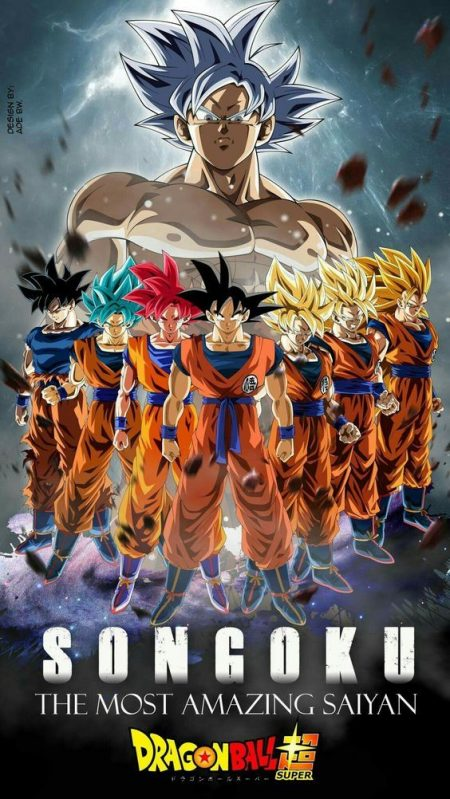 1002X564 Wallpapers Dragon Ball Z Poster Manga en 8K pour Phone à Télécharger ID : 714172453391448233