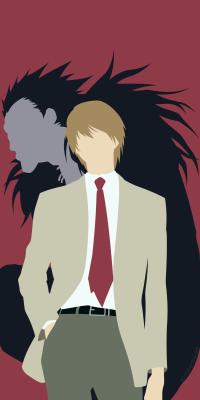 200X400 Arrière Plan Death Note Poster Manga en 8K pour Smartphone Gratuit ID : 860046860077221488