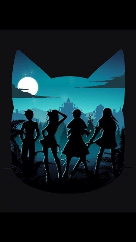 720X1280 Arrière Plan Fairy Tail Bande Dessinée en Ultra HD pour Ordi à Télécharger Gratuitement ID : 699817229569882545