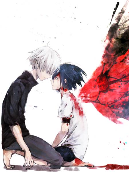 768X1024 Fond Ecran Tokyo Ghoul Poster Manga en HD pour Téléphone Gratuit ID : 632474341402207688