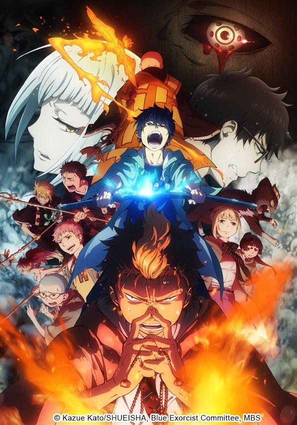 595X851 Arrière Plan Blue Exorcist Manga en HD pour Ordi à Télécharger Gratuitement ID : 804103708452152736