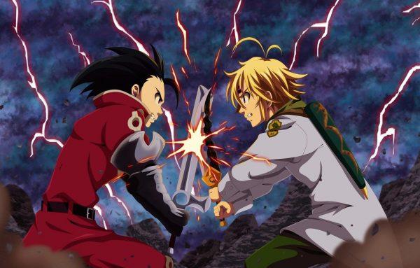 1332X850 Arrière Plan Seven Deadly Sins Manga en 4K pour Téléphone 100% Gratuit ID : 793689134318457177