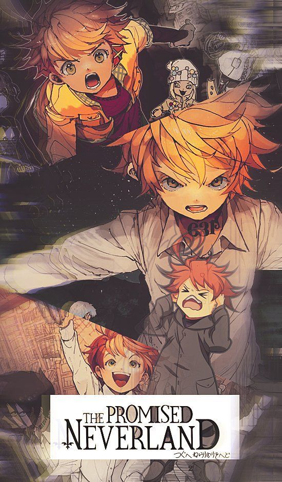 550X940 Arrière Plan The Promised Neverland Manga en 1080p pour PC Free Download ID : 664843963720494853