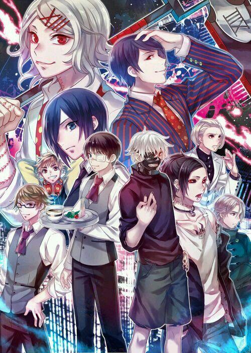 500X703 Photo Tokyo Ghoul Manga en 1080p pour Téléphone à Télécharger ID : 318207529904939827