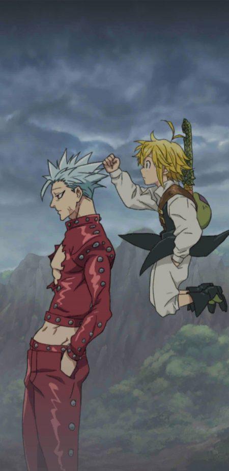 1080X2220 Image Seven Deadly Sins Poster Manga en HD pour Phone Gratuit ID : 624733779545962699