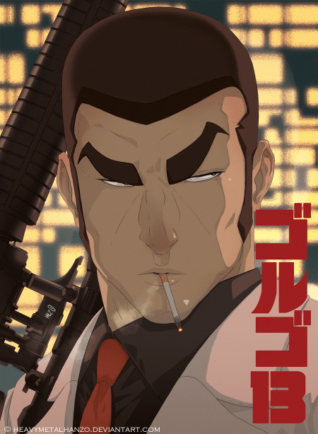 900X1228 Image Golgo 13 Poster Manga en 4K pour Ordinateur à Télécharger Gratuitement ID : 120752833733846626