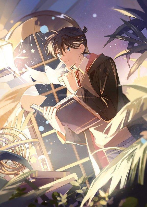 600X846 Wallpaper Détective Conan Anime en HD pour Ordi à Télécharger ID : 844002786408375185