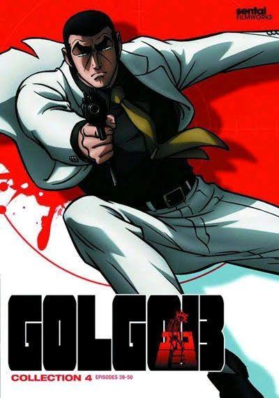 400X570 Wallpaper Golgo 13 Manga en HD pour Phone Free Download ID : 825425437943167523