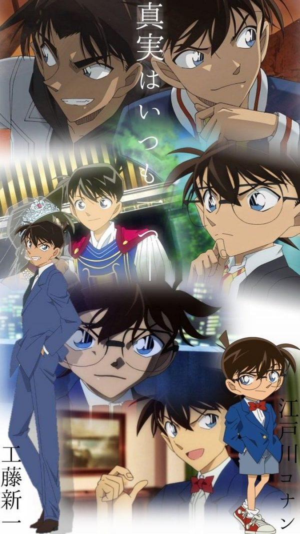 675X1200 Wallpapers Détective Conan Anime en HD pour Téléphone Gratuit ID : 803048177297310627