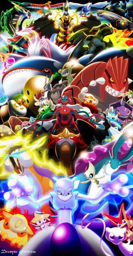 800X1537 Arrière Plan Pokémon Bande Dessinée en 1080p pour Téléphone 100% Gratuit ID : 670543832010775800