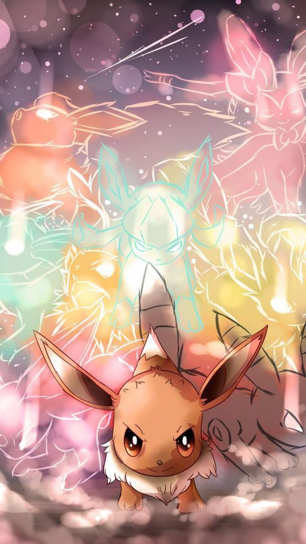 750X1334 Wallpaper Pokémon Bande Dessinée en 4K pour Phone Gratuit ID : 628955904199525428
