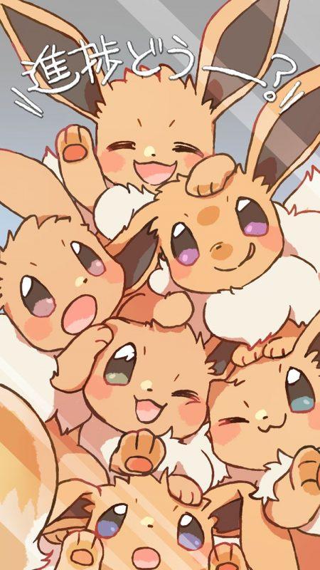 750X1334 Fond Ecran Pokémon Manga Manga en 8K pour Phone à Télécharger Gratuitement ID : 584060645412206604