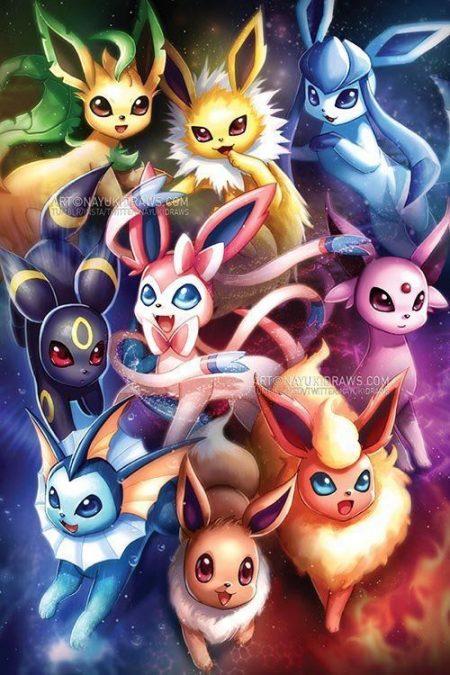 500X750 Wallpaper Pokémon Manga Bande Dessinée en 8K pour Téléphone 100% Gratuit ID : 302656037461218365
