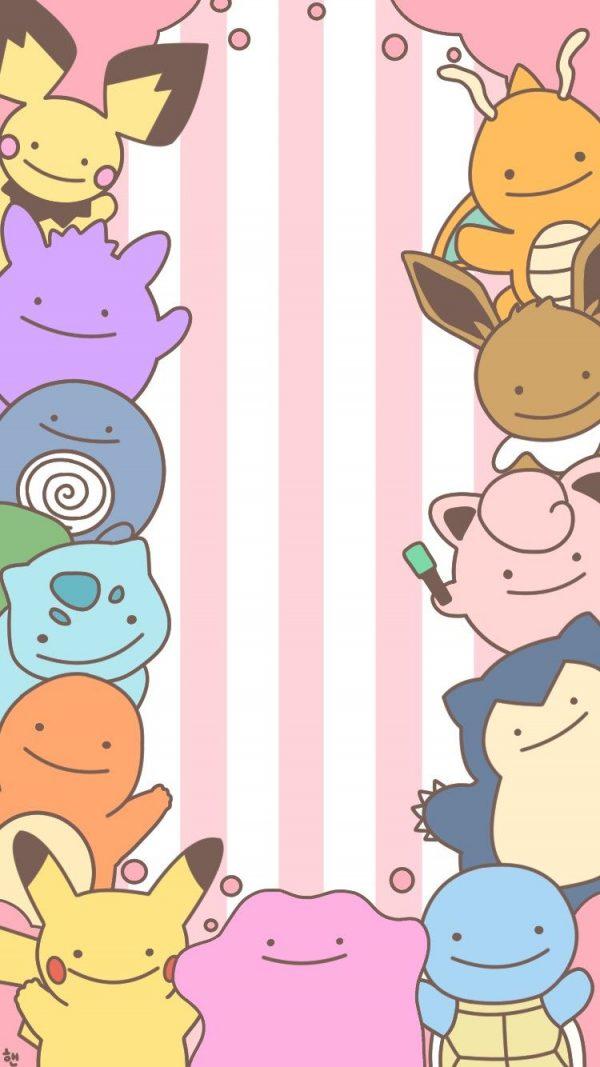 750X1334 Wallpaper Pokémon Manga Anime en 4K pour Phone Free Download ID : 509610514082725787