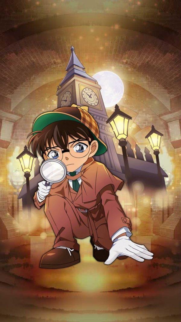 720X1280 Arrière Plan Détective Conan Anime en 1080p pour Ordinateur Free Download ID : 491385009345868112