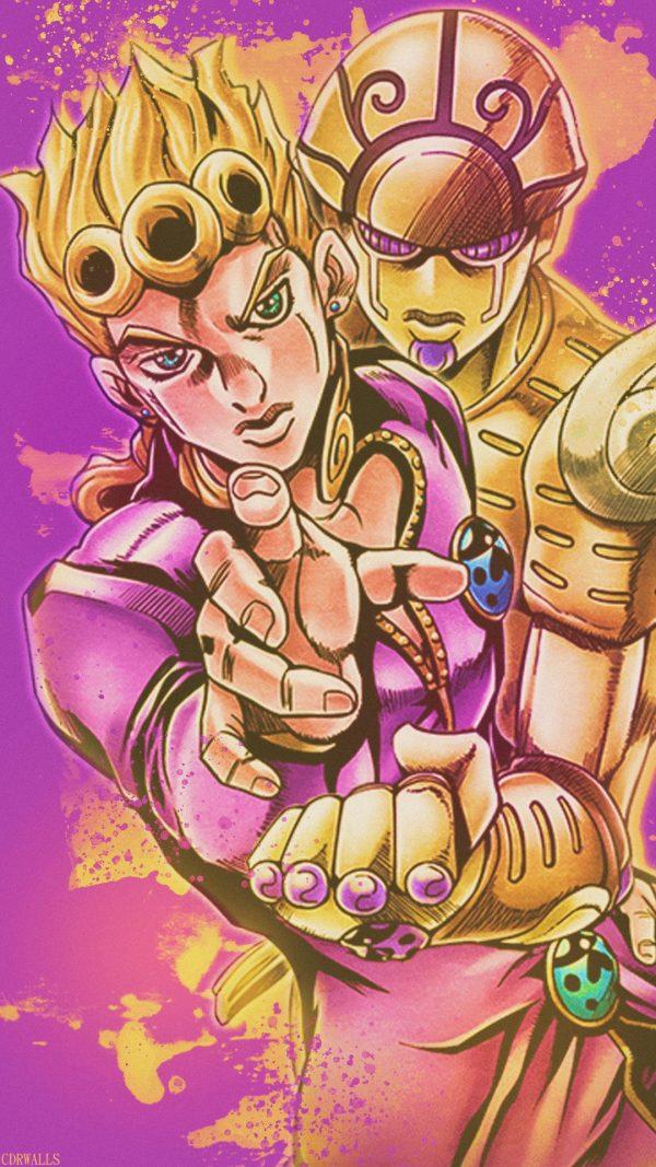 1080X1920 Arrière Plan JoJo's Bizarre Adventure Bande Dessinée en 4K pour Téléphone à Télécharger Gratuitement ID : 419327415309146712 | Fond-Ecran-Manga.fr