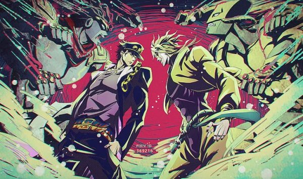728X430 Image JoJo's Bizarre Adventure Poster Manga en 4K pour Ordi Gratuit ID : 38562140548273701 | Fond-Ecran-Manga.fr
