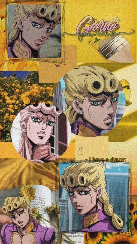 720X1282 Fond Ecran JoJo's Bizarre Adventure Anime en HD pour Smartphone 100% Gratuit ID : 615796949042924537 | Fond-Ecran-Manga.fr