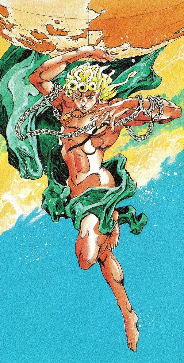 1128X2218 Image JoJo's Bizarre Adventure Dessin Animé en 8K pour PC Gratuit ID : 319403798579974160 | Fond-Ecran-Manga.fr