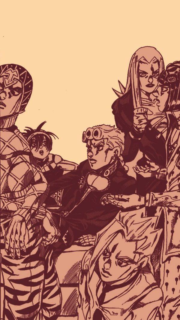 640X1136 Wallpaper JoJo's Bizarre Adventure Anime en 8K pour Ordi à Télécharger Gratuitement ID : 445856431864249714 | Fond-Ecran-Manga.fr