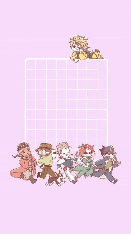 1080X1920 Arrière Plan JoJo's Bizarre Adventure Anime en 4K pour PC 100% Gratuit ID : 65794844544716818 | Fond-Ecran-Manga.fr