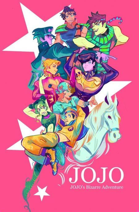 604X920 Fond Ecran JoJo's Bizarre Adventure Dessin Animé en 4K pour Phone Gratuit ID : 29695678781872124 | Fond-Ecran-Manga.fr