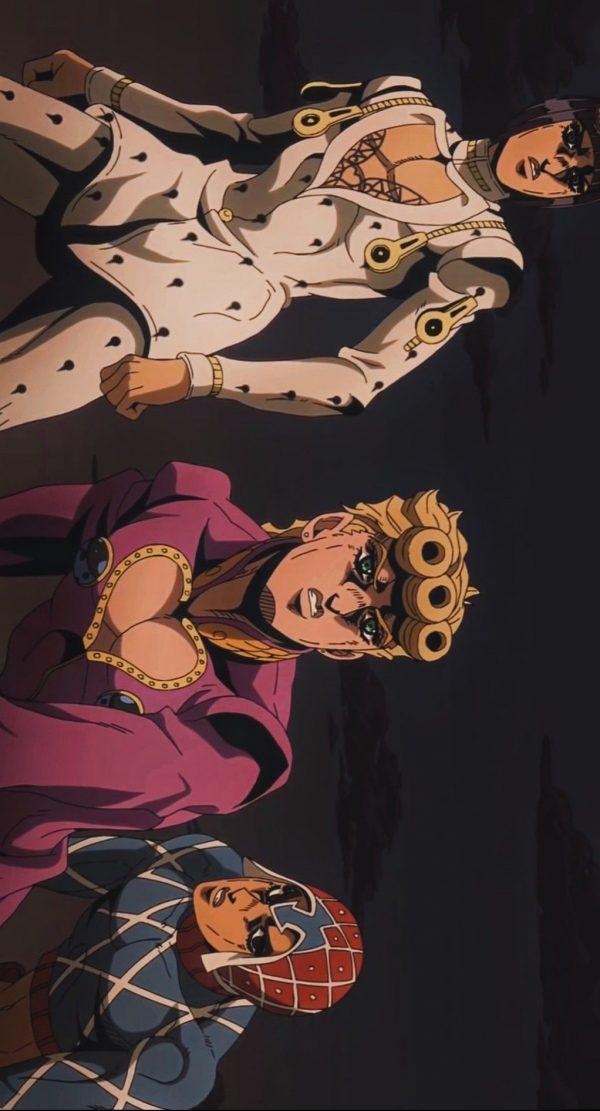 1022X1892 Wallpaper JoJo's Bizarre Adventure Dessin Animé en 1080p pour Mobile à Télécharger ID : 374150681548118043 | Fond-Ecran-Manga.fr