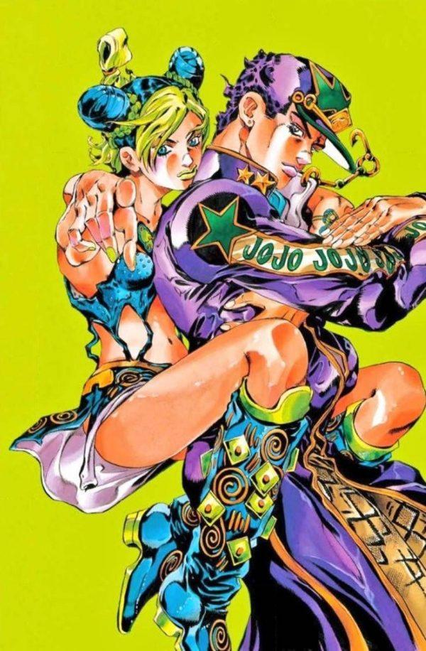 838X1280 Wallpaper JoJo's Bizarre Adventure Anime en 1080p pour Ordi à Télécharger ID : 107312403608557737 | Fond-Ecran-Manga.fr