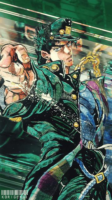360X640 Wallpaper JoJo's Bizarre Adventure Poster Manga en 1080p pour PC Free Download ID : 306315212159814951 | Fond-Ecran-Manga.fr