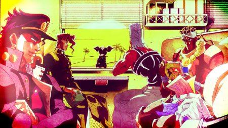 1920X1080 Image JoJo's Bizarre Adventure Manga en HD pour Mobile 100% Gratuit ID : 549298485805471699 | Fond-Ecran-Manga.fr