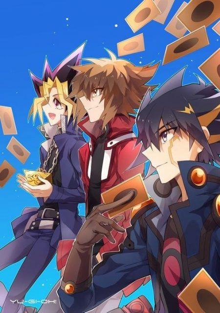 507X720 Image Yu-Gi-Oh! Manga en Ultra HD pour Mobile à Télécharger Gratuitement ID : 263249540709011972 | Fond-Ecran-Manga.fr