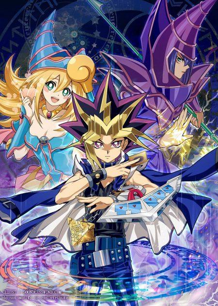 679X950 Image Yu-Gi-Oh! Poster Manga en Ultra HD pour Smartphone Gratuit ID : 34199278398424307 | Fond-Ecran-Manga.fr