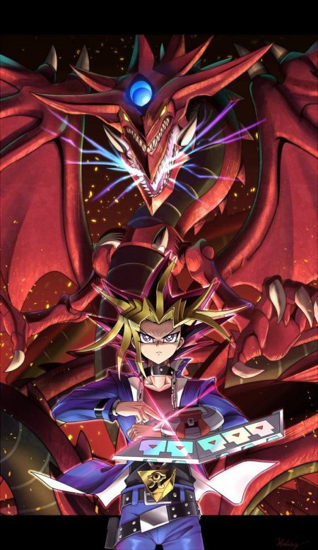 751X1300 Wallpapers Yu-Gi-Oh! Anime en 8K pour Mobile 100% Gratuit ID : 23362491807221272 | Fond-Ecran-Manga.fr