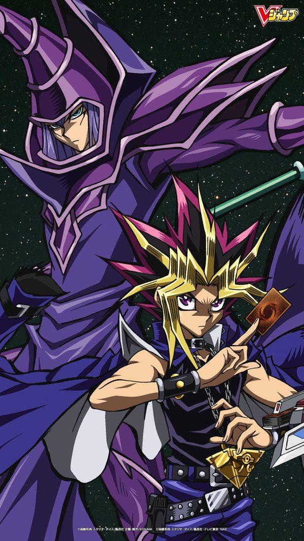 1080X1920 Wallpaper Yu-Gi-Oh! Dessin Animé en Ultra HD pour Ordinateur à Télécharger ID : 6403624453724766 | Fond-Ecran-Manga.fr