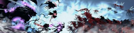 1280X319 Arrière Plan JoJo's Bizarre Adventure Bande Dessinée en HD pour Ordi Free Download ID : 845058317584904054   Fond-Ecran-Manga.fr